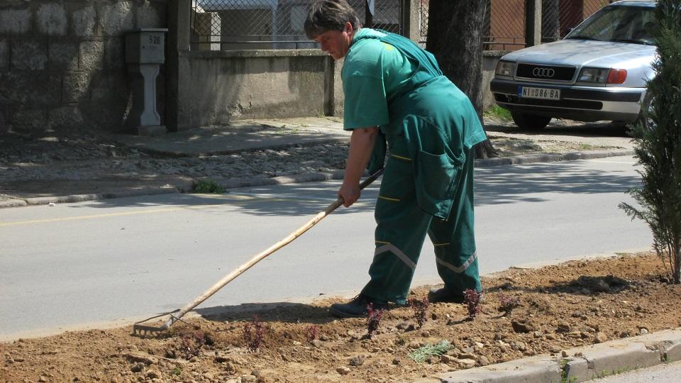 Радови у  ул. Ћирила и Методија_2